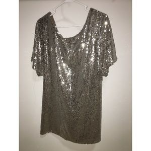 LuLu's Sequin Dress